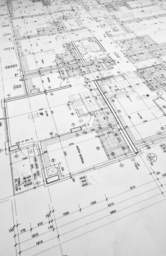 Free Blueprints Stock Photo - 14162180
