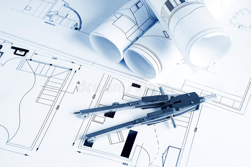 Blueprints and compass stock photo image of auto blueprints 40291366 download blueprints and compass stock photo image of auto blueprints 40291366 malvernweather Images