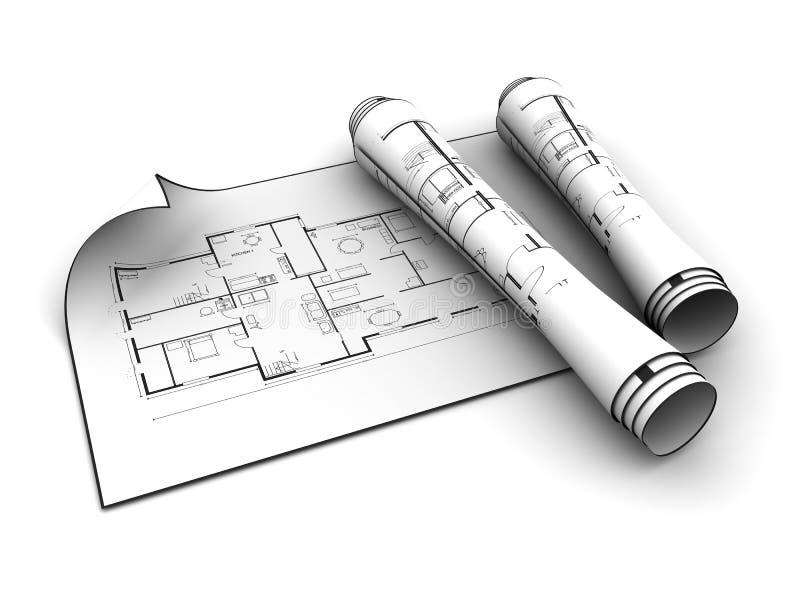 Blueprints Stock Illustration  Illustration Of Accuracy