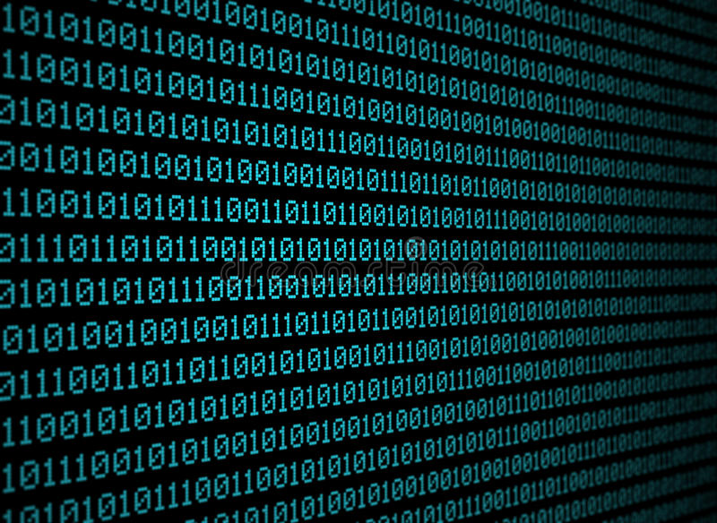 Download Blues binary data stock illustration. Image of sound - 27273445
