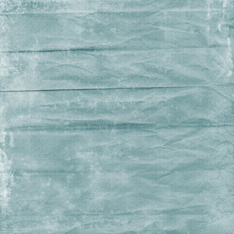 BlueTextured Paper stock image