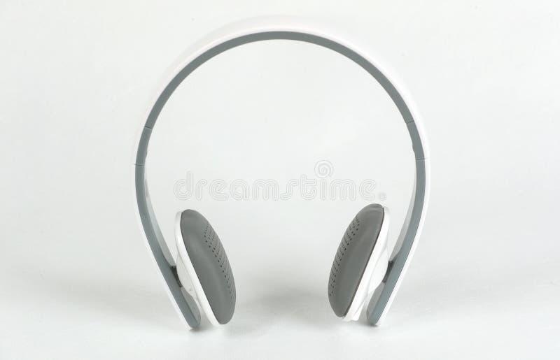 Bluetooth-wirelles Kopfhörer stockfotos