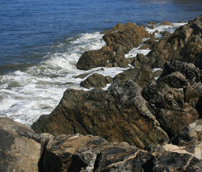 Download Bluff Cove Geology stock photo. Image of ocean, blue - 26628706