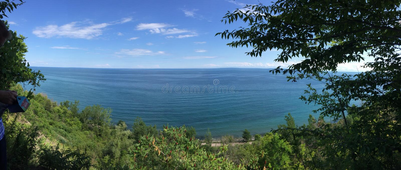 bluffs images stock