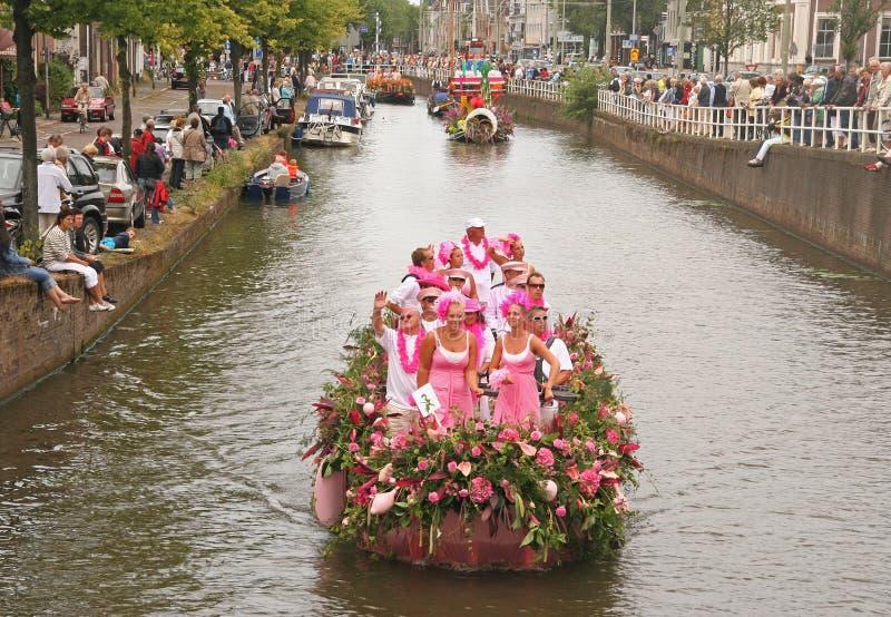 Blume Corso Delft stockbilder