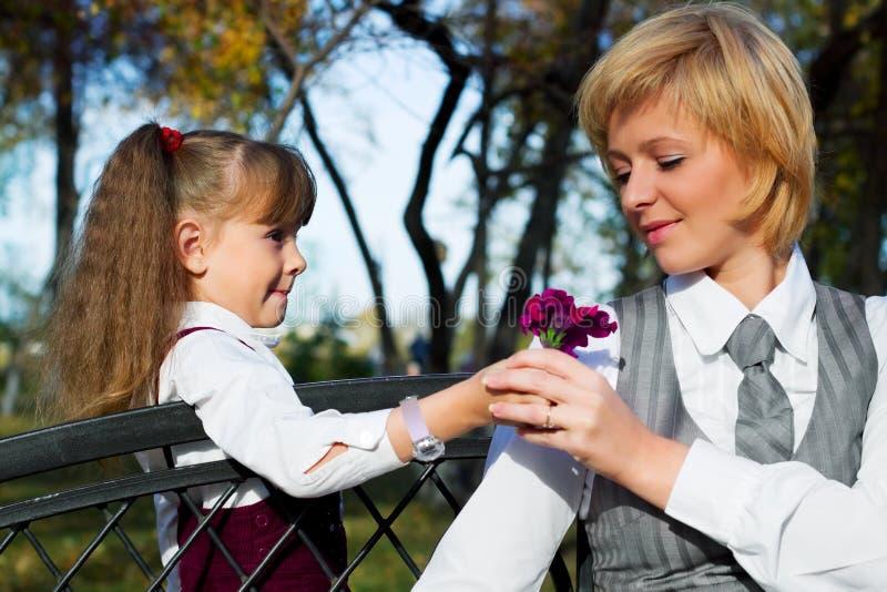 Blume für Mutter. lizenzfreie stockbilder