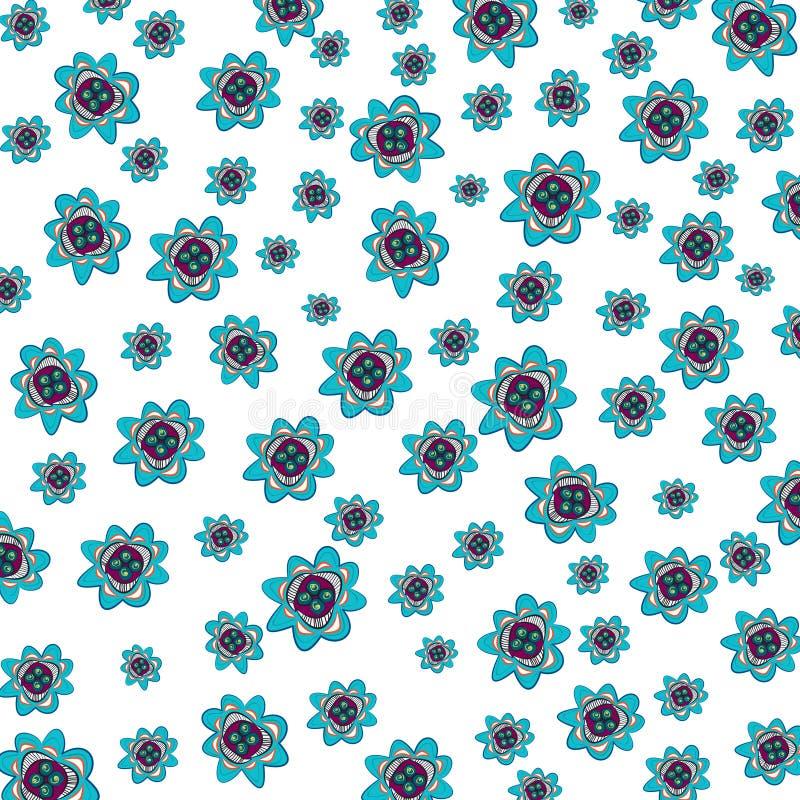 Blume kopierter Hintergrund lizenzfreie stockfotografie