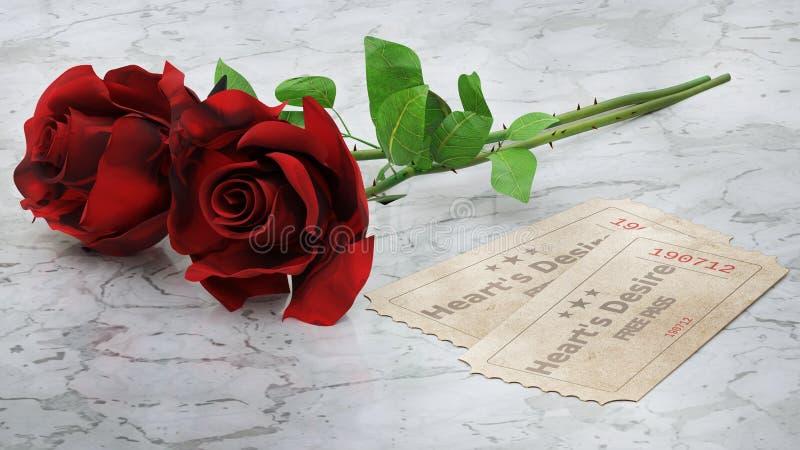 Blume, rot, Garten-Rosen, Rose