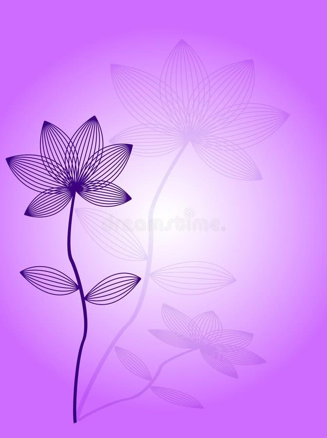 Blumen vektor abbildung