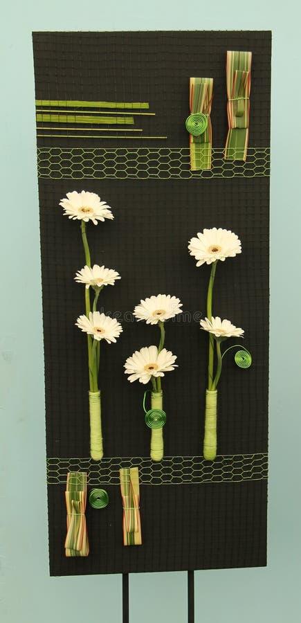 Blumen-Anordnung. stockfotografie