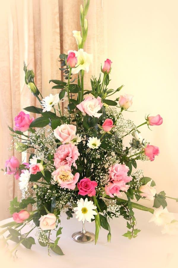 Blumen-Blumenstrauß lizenzfreies stockbild