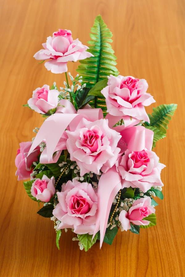 Blumen Blumenstrauß von Rosen stockfoto