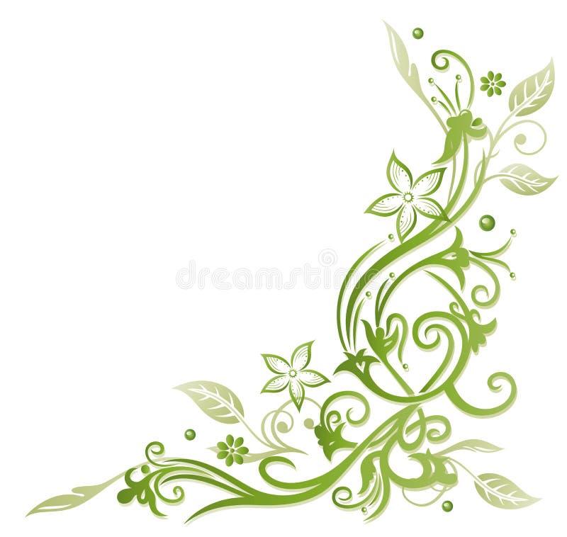 Blumen, Frühling, Sommer lizenzfreie abbildung