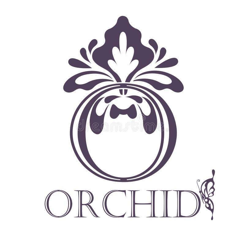 Blumen-Hintergrund-Schablone Lotus Symbol zeichen lizenzfreie stockfotos
