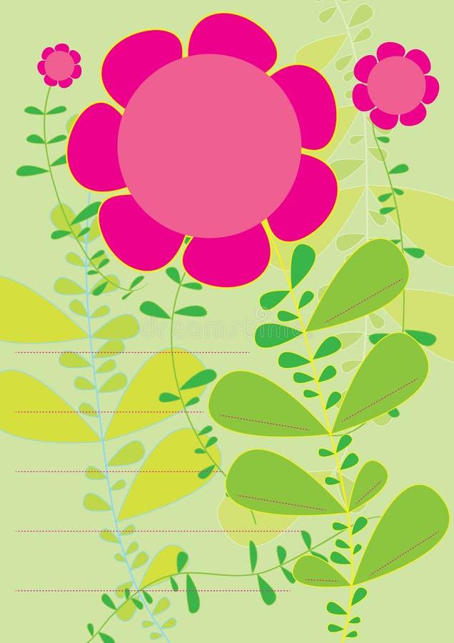 Blumen Profile_eps lizenzfreie abbildung