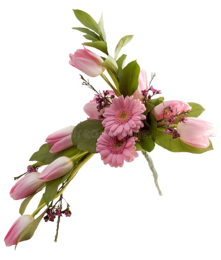 Blumenanordnung lizenzfreies stockfoto