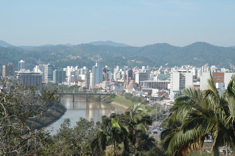 Blumenau - Santa Catarina - Brasil imagens de stock royalty free