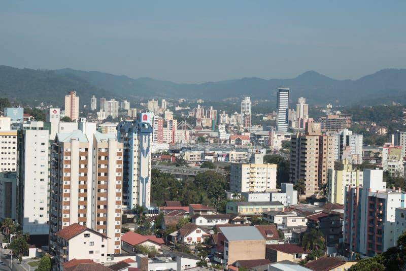 Blumenau - Santa Catarina - Brasil foto de stock royalty free