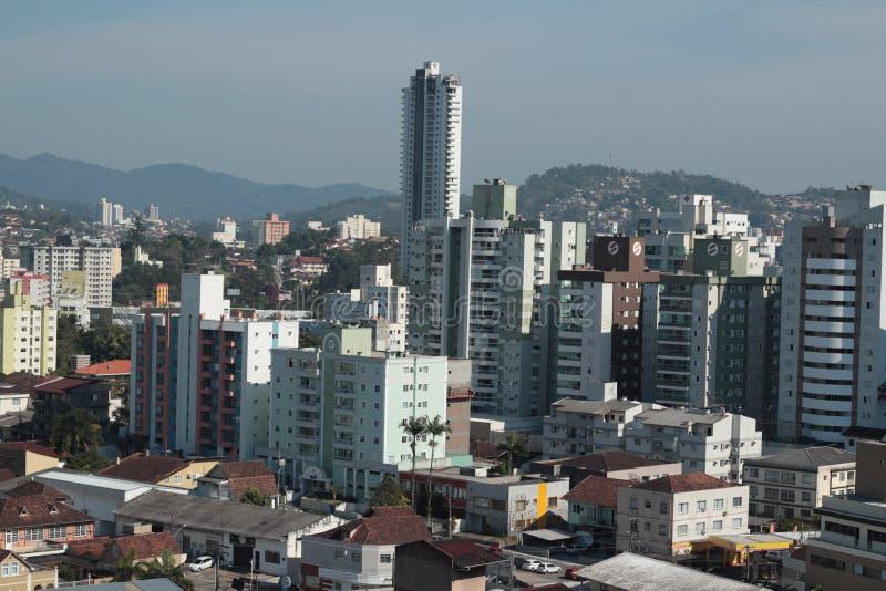 Blumenau - Santa Catarina - Brasil imagem de stock royalty free