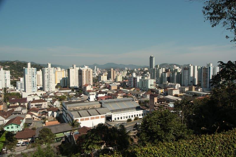 Blumenau - Santa Catarina - Brasil fotos de stock