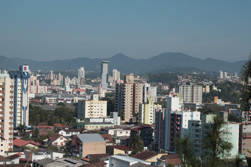 Blumenau - Santa Catarina - Brasil fotografia de stock