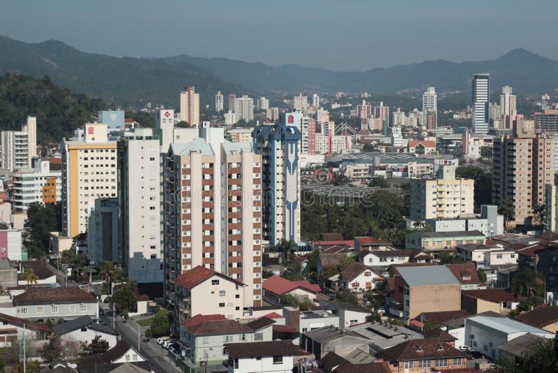 Blumenau, Santa Catarina, Brazylia - zdjęcie stock
