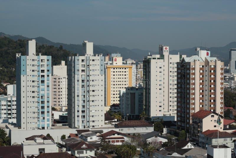Blumenau - Santa Catarina - el Brasil foto de archivo