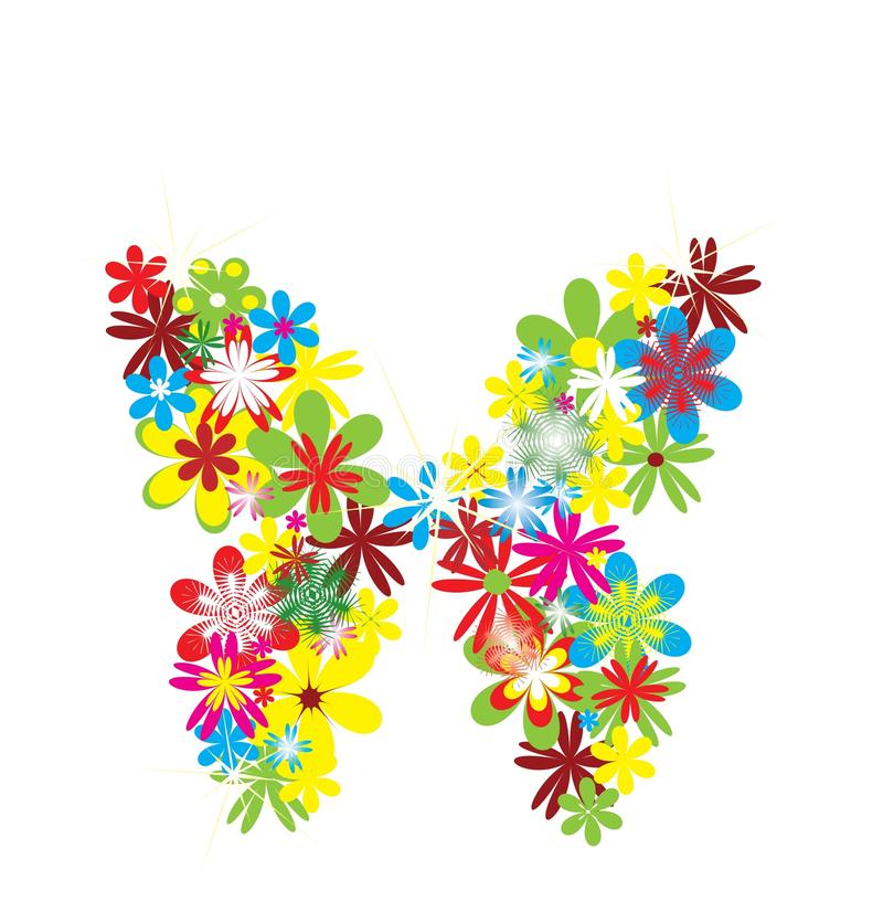 Blumenbasisrecheneinheit vektor abbildung