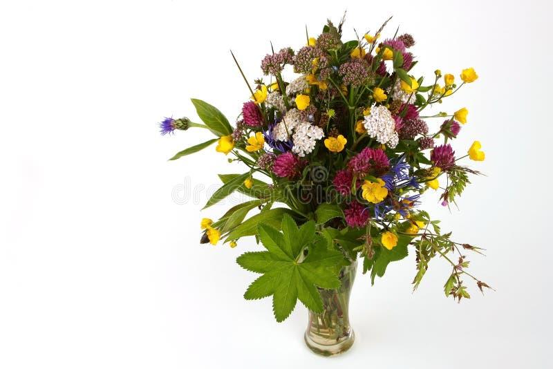 Blumenblumenstrauß lizenzfreies stockfoto
