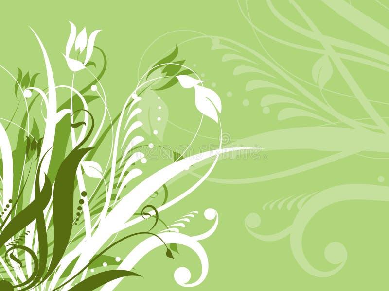 Download Blumenchaos vektor abbildung. Illustration von kunst, retro - 851108