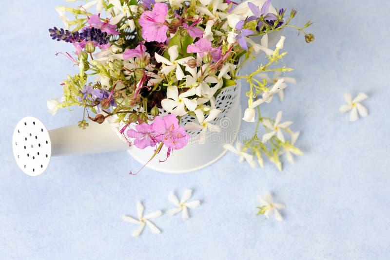 Blumengesteck stockfoto