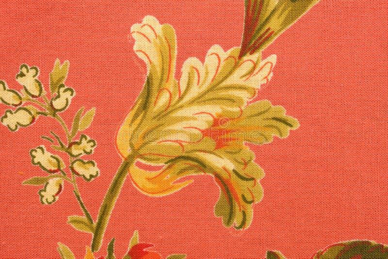 Blumengewebe Stockfotografie