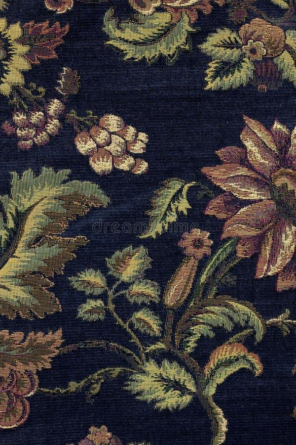 Blumengewebe-Muster stockbilder