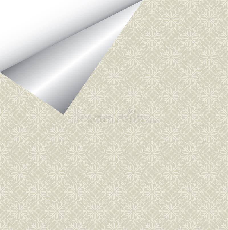 Download Blumenhintergrund vektor abbildung. Illustration von gewebe - 12202388