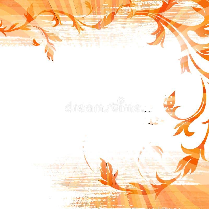 Blumenhintergrund,   stock abbildung