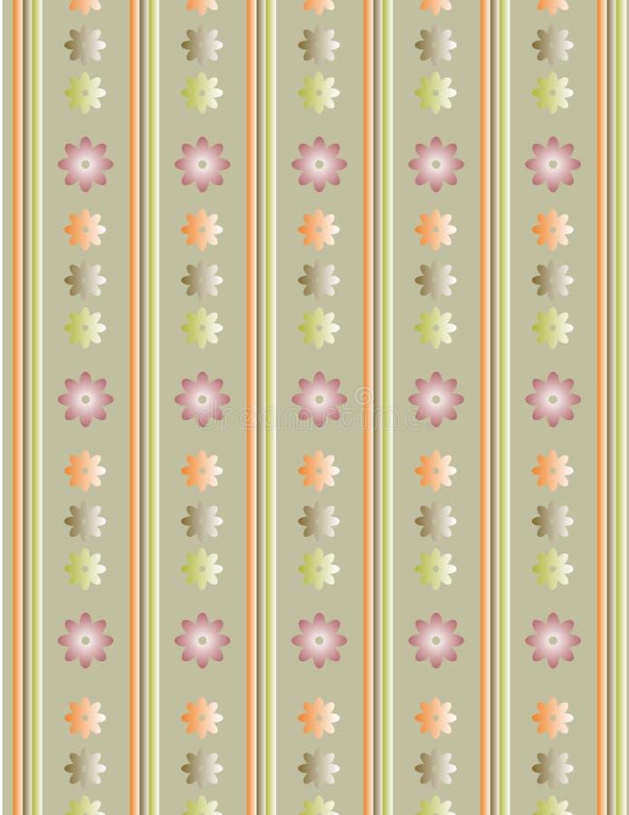 Blumenhintergrundolive vektor abbildung