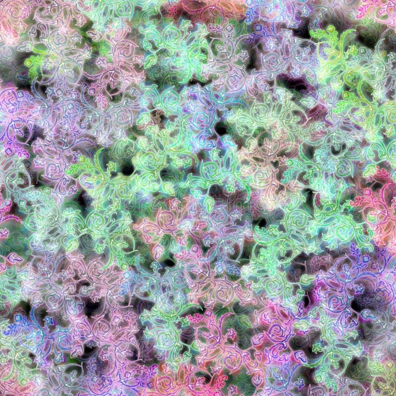 Blumenspitzee lizenzfreies stockbild