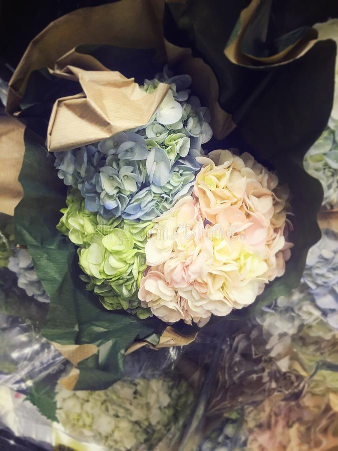Blumenstrauß lizenzfreie stockfotografie
