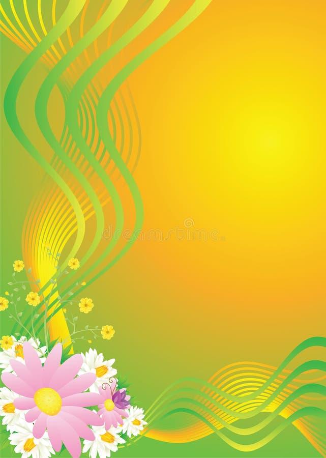Blumenstrauß vektor abbildung