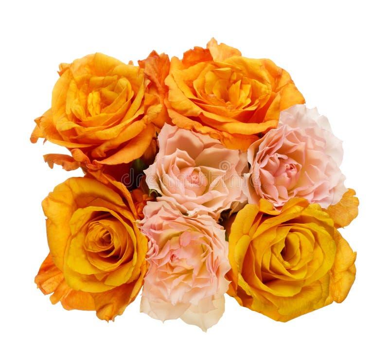 Download Blumenstrauß von Rosen stockbild. Bild von schön, blumenstrauß - 47100071