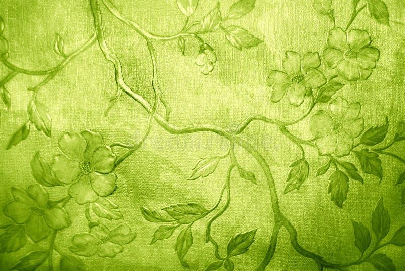 Blumentapete lizenzfreie stockbilder