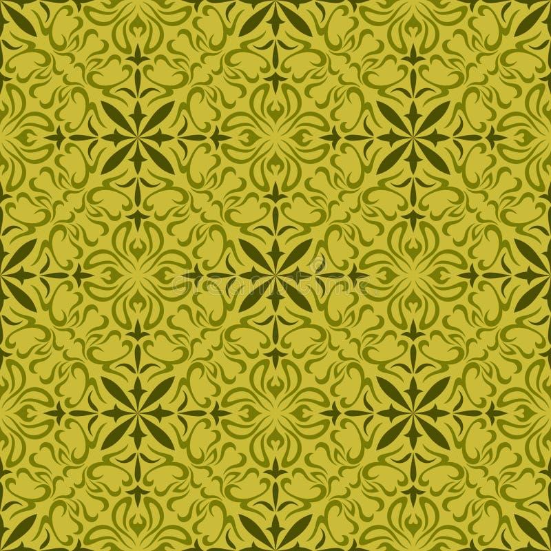 Blumentapete vektor abbildung