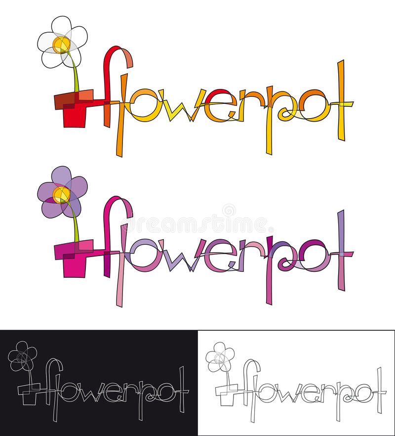 Blumentopf Logo