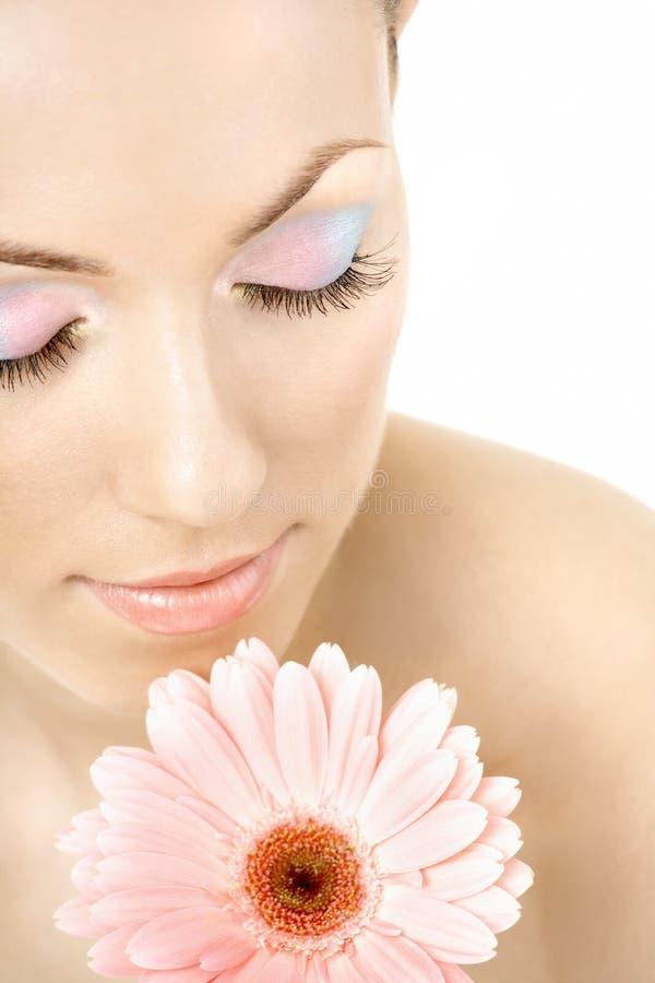 Blumenträume lizenzfreies stockfoto