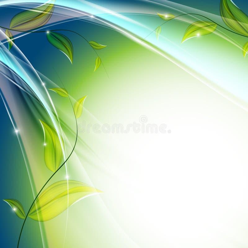 Download Blumenvektorhintergrund. Eps10 Vektor Abbildung - Illustration von vektor, frische: 26354367