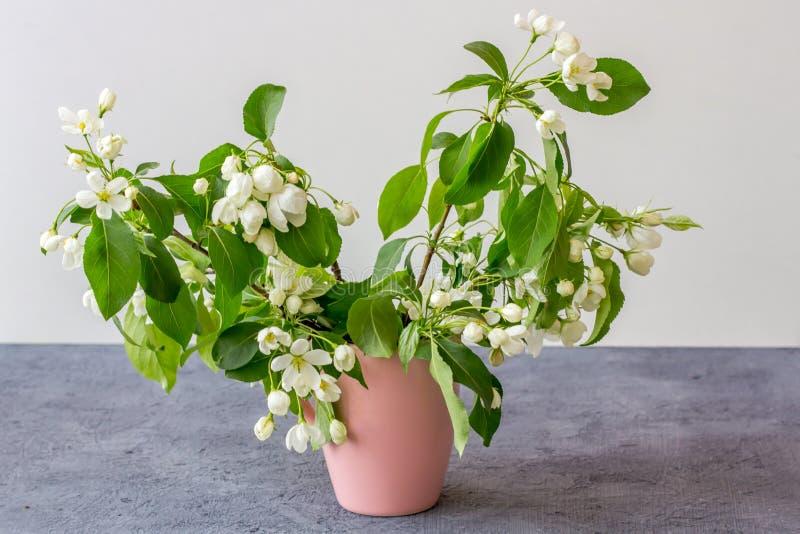 Blumenzusammensetzung an einem sonnigen Tag des Frühlinges lizenzfreies stockbild