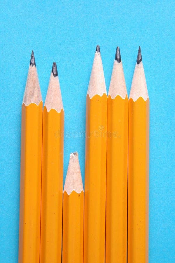 Free Blunt Pencil Stock Photo - 4271470