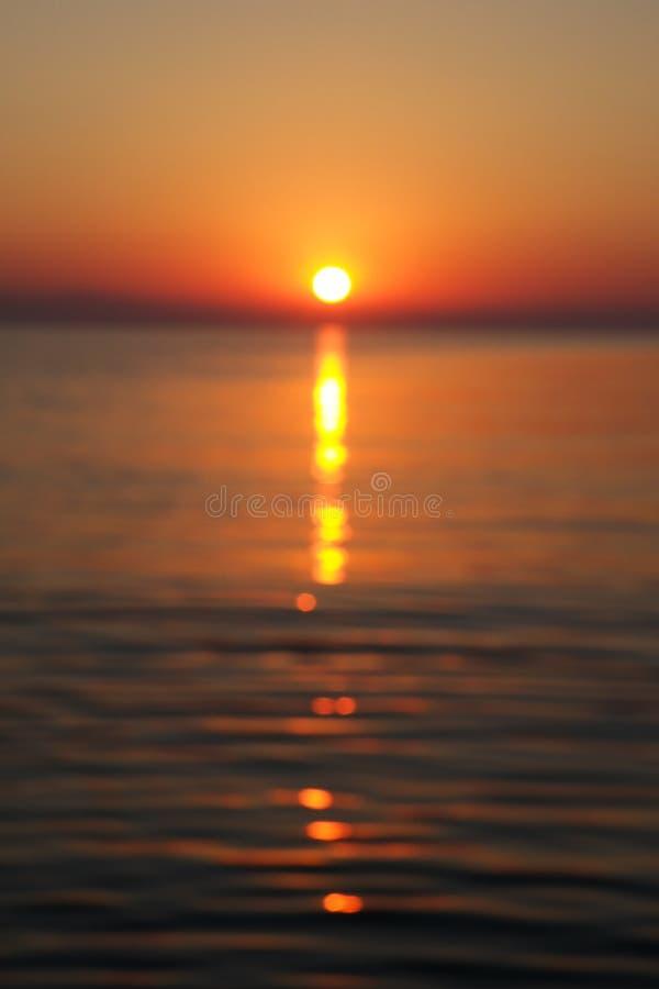 Free Blur And Bokeh Sunset In Kemer, Antalya, Turkey. Royalty Free Stock Photos - 188910698