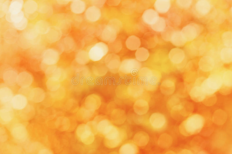 Blur autumn leaves for background, abstract bokeh backdrop royalty free stock photo