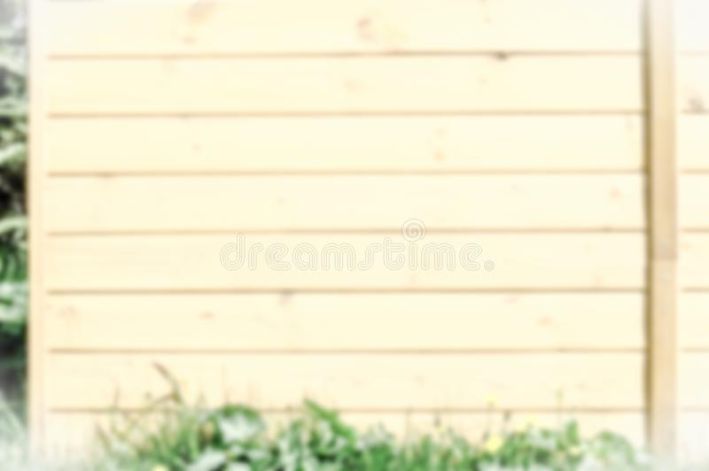 Blur the background of wooden boards. Convenient for the designer. Texture of background image, Wooden boards. Wood texture. Wood royalty free stock photo